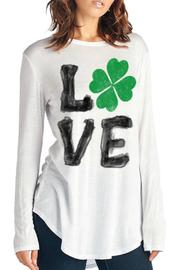 Salt Tree Clover Love Tee - Product Mini Image