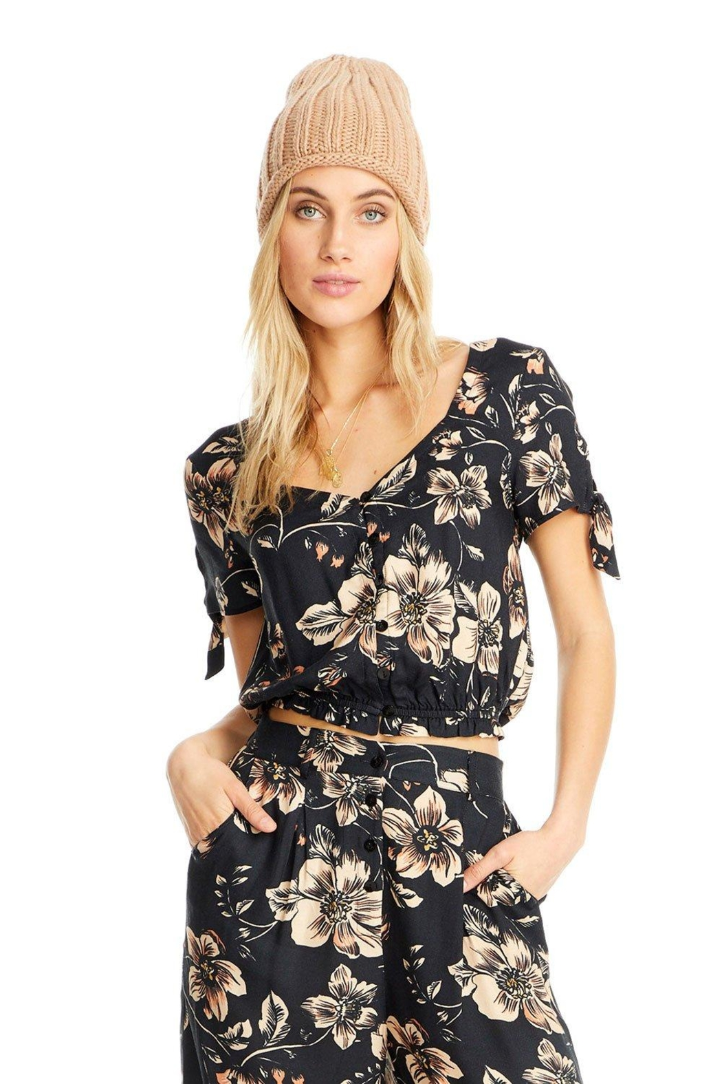 Saltwater Luxe Ava Top - Main Image