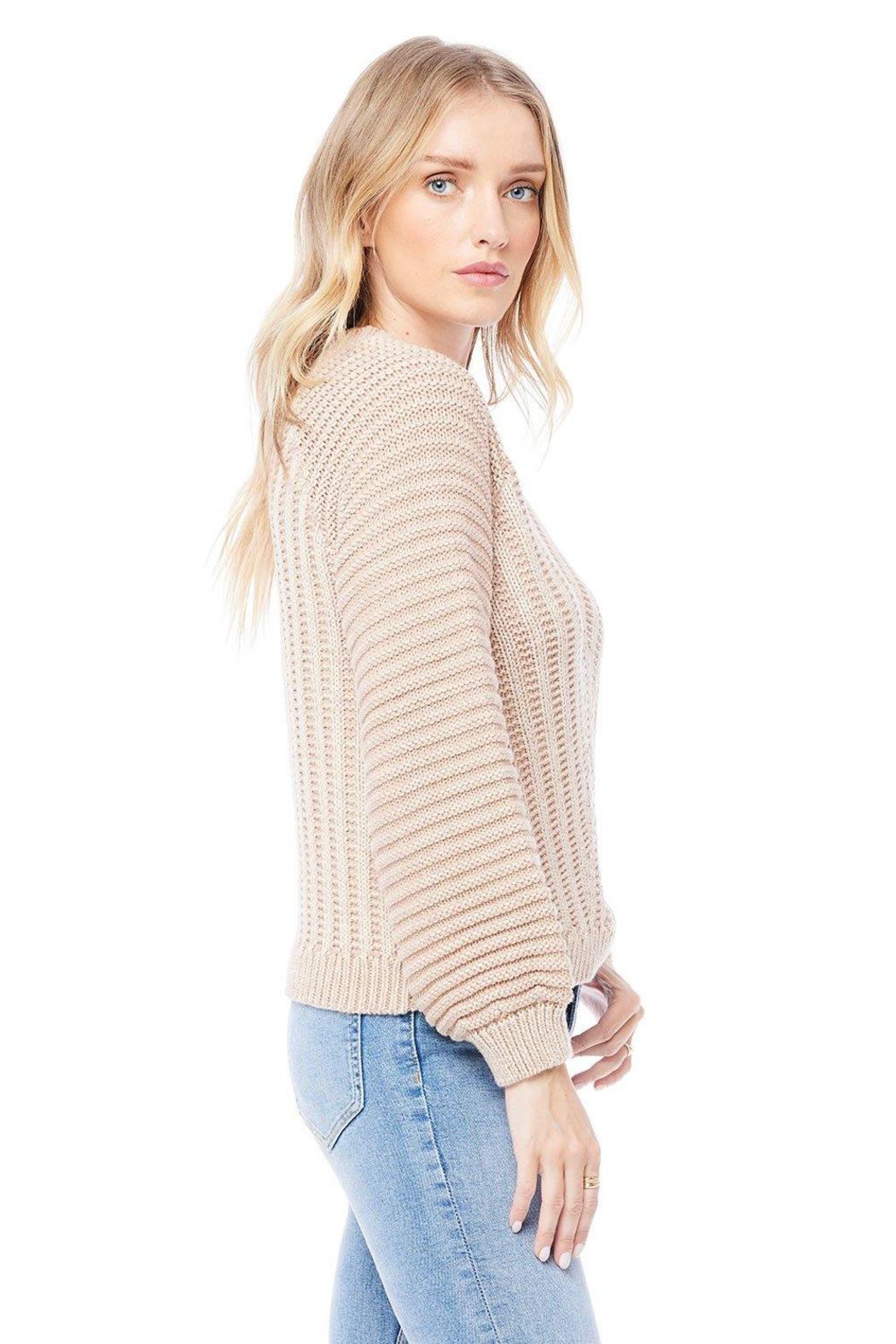 Saltwater Luxe Bergen Sweater - Front Full Image