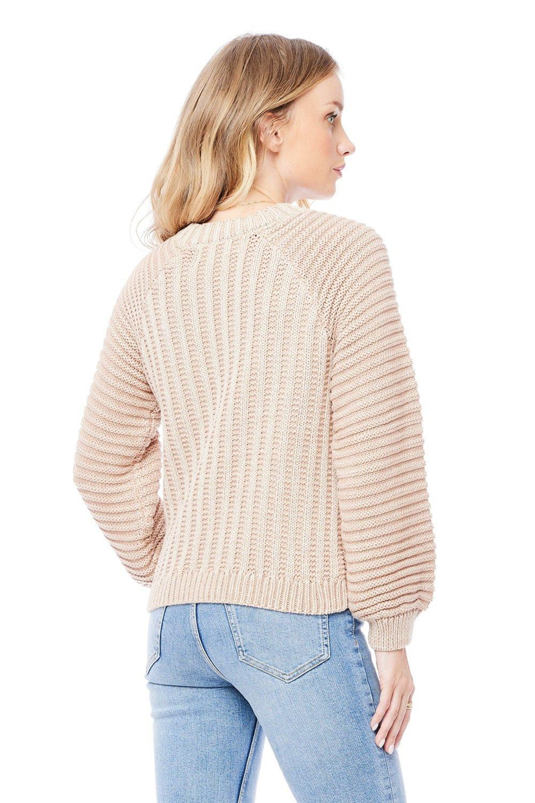 Saltwater Luxe Bergen Sweater - Side Cropped Image