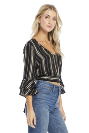 Saltwater Luxe Blake Top - Front full body