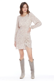 Saltwater Luxe Brantley Mini Dress - Front cropped
