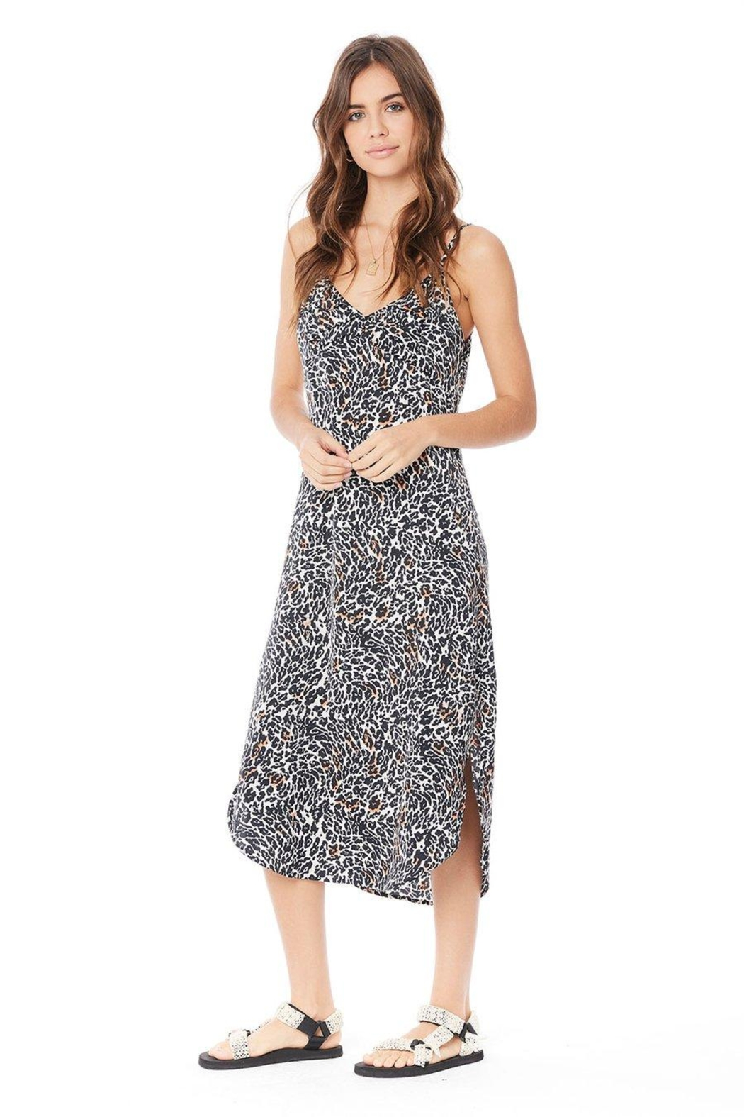 Saltwater Luxe Brigette Midi - Front Full Image