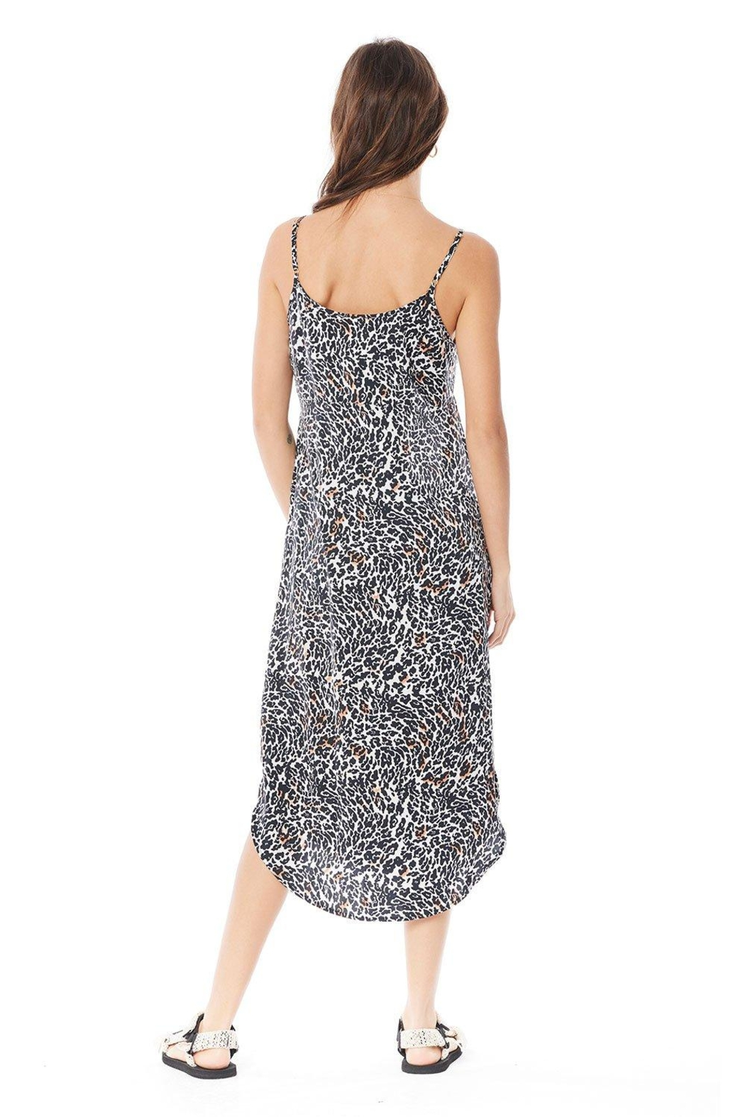 Saltwater Luxe Brigette Midi - Side Cropped Image