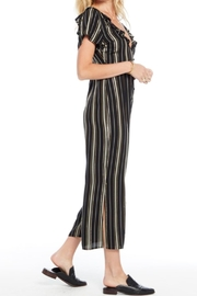 Saltwater Luxe Button Front Jumper - Front full body