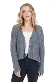 Saltwater Luxe Chip Sweater - Product Mini Image