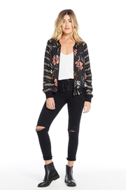Saltwater Luxe Crossfire Rose-Garden Bomber - Product Mini Image