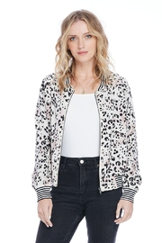 Saltwater Luxe Crossroads Bomber - Product Mini Image