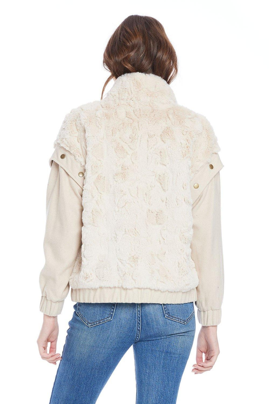 Saltwater Luxe Culver Jacket - Side Cropped Image