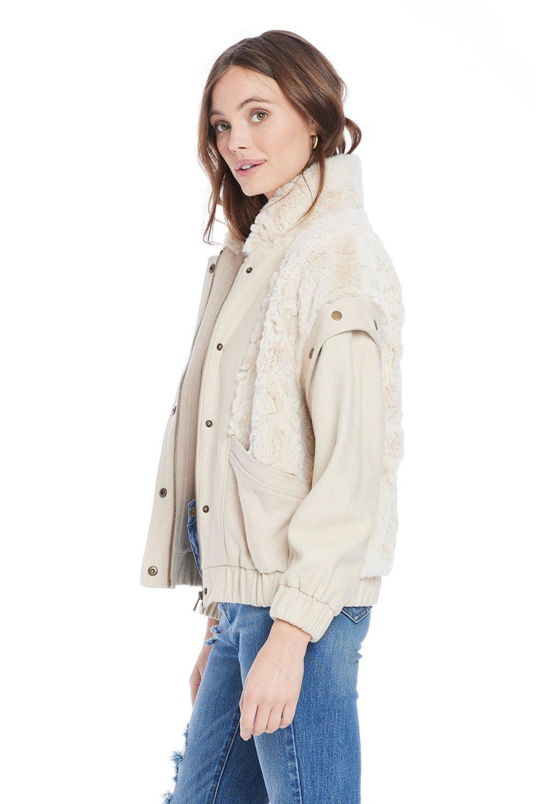Saltwater Luxe Culver Jacket - Front Full Image
