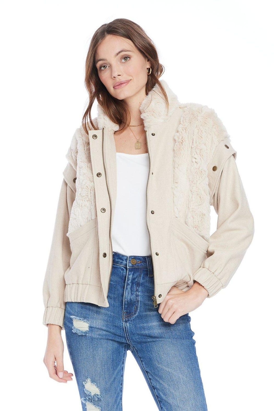 Saltwater Luxe Culver Jacket - Main Image