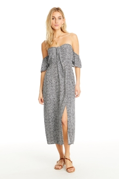 Saltwater Luxe Del-Mar Midi Dress - Product List Image