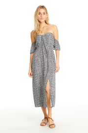 Saltwater Luxe Del-Mar Midi Dress - Front cropped
