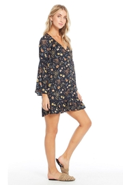 Saltwater Luxe Floral Midi Dress - Front full body