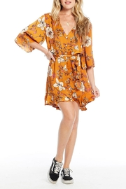 Saltwater Luxe Frankie Robe Dress - Product Mini Image
