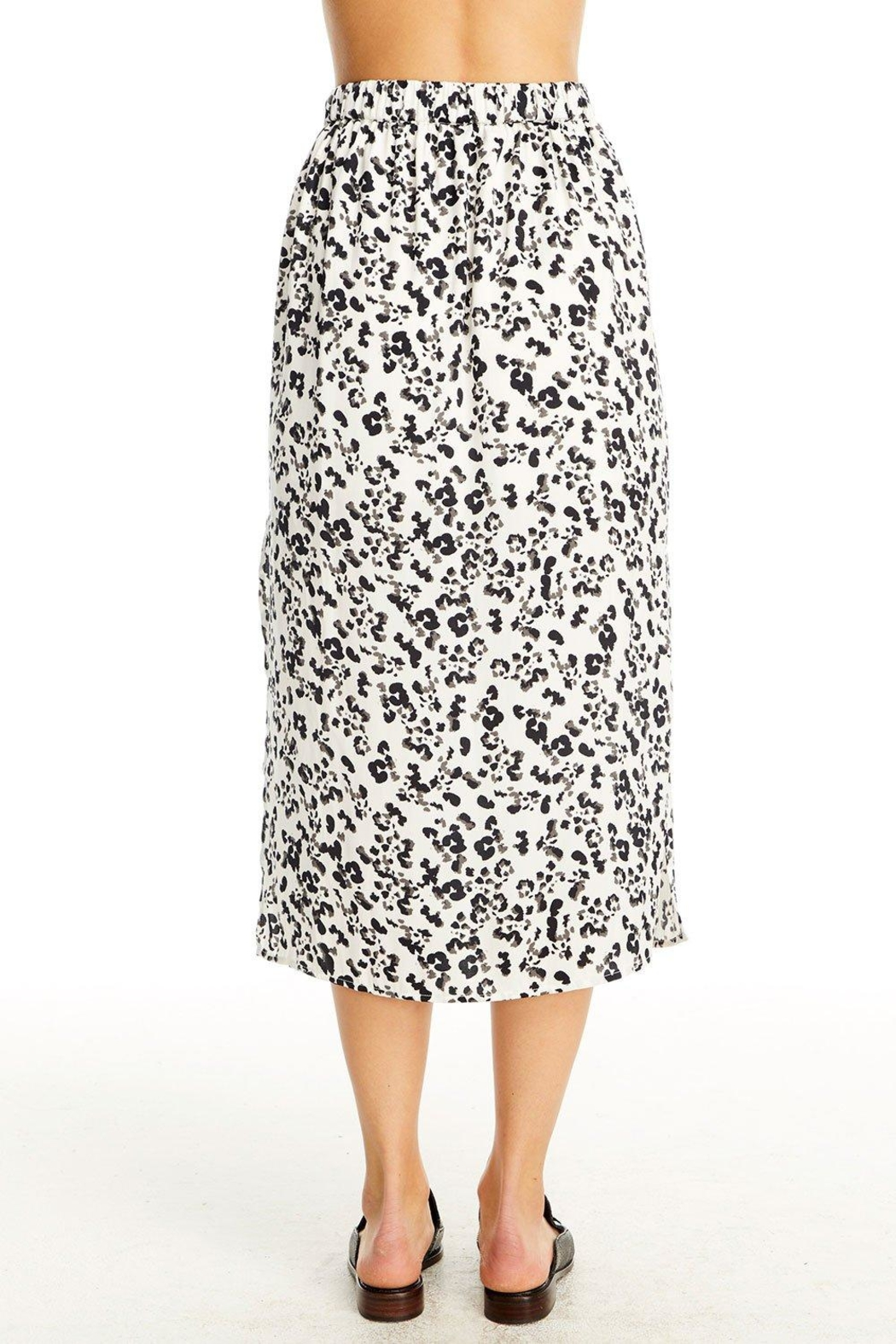 Saltwater Luxe Gia Midi Skirt - Side Cropped Image