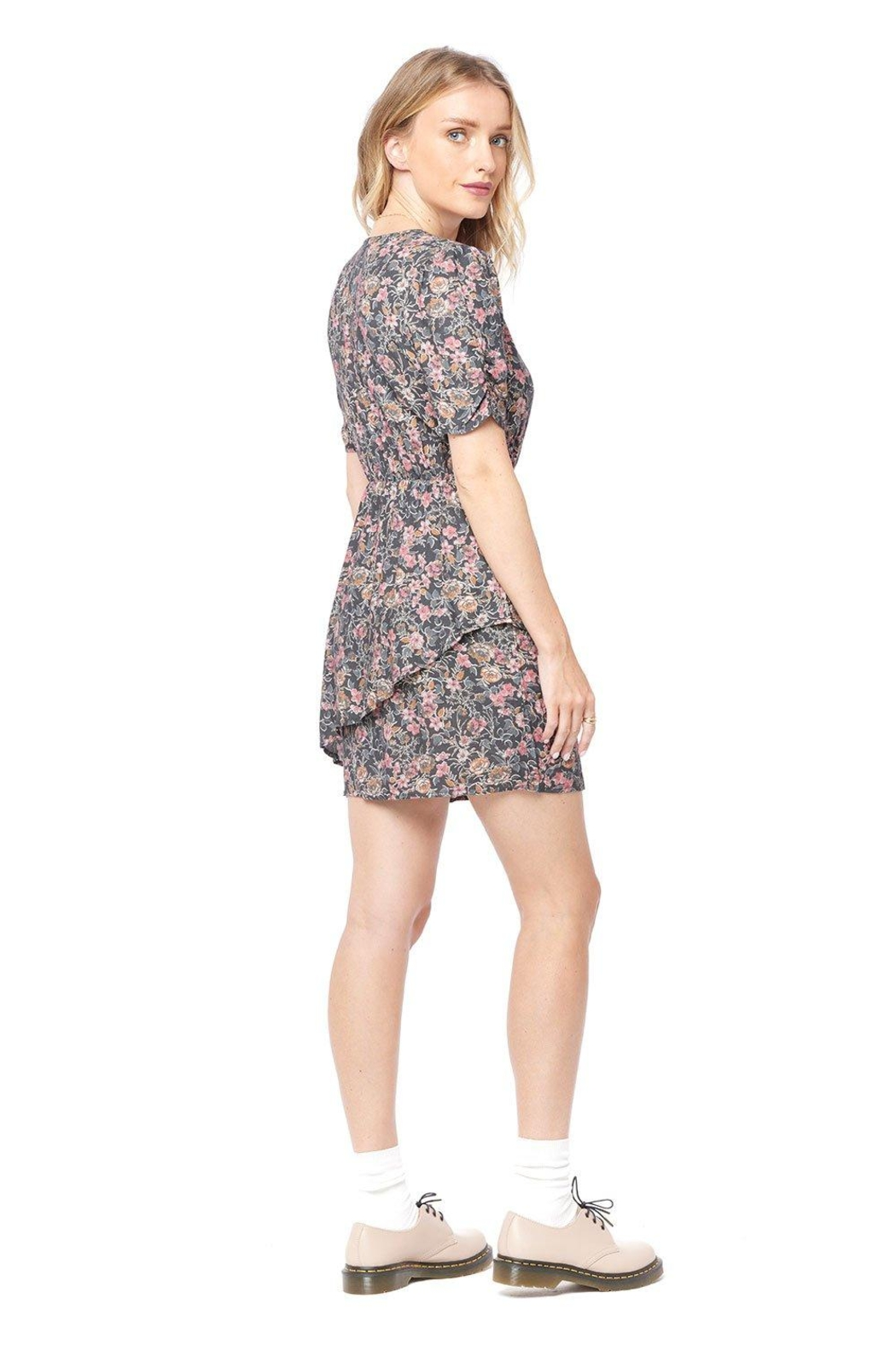 Saltwater Luxe Harley Mini Dress - Side Cropped Image