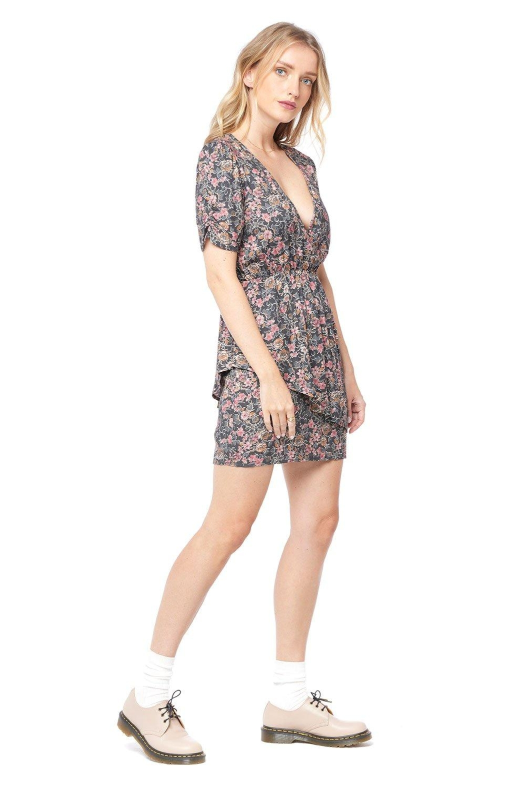 Saltwater Luxe Harley Mini Dress - Front Full Image