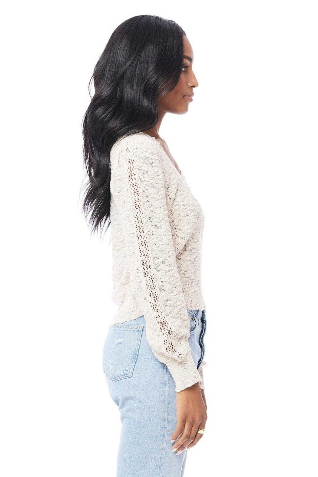 Saltwater Luxe Hudson Sweater - Front Full Image