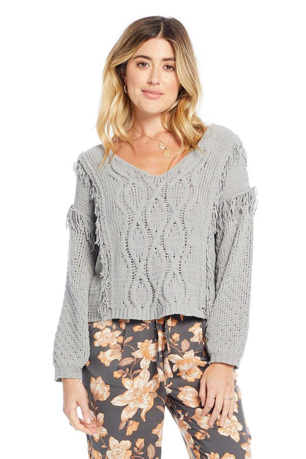 Saltwater Luxe Kenedy Sweater - Main Image