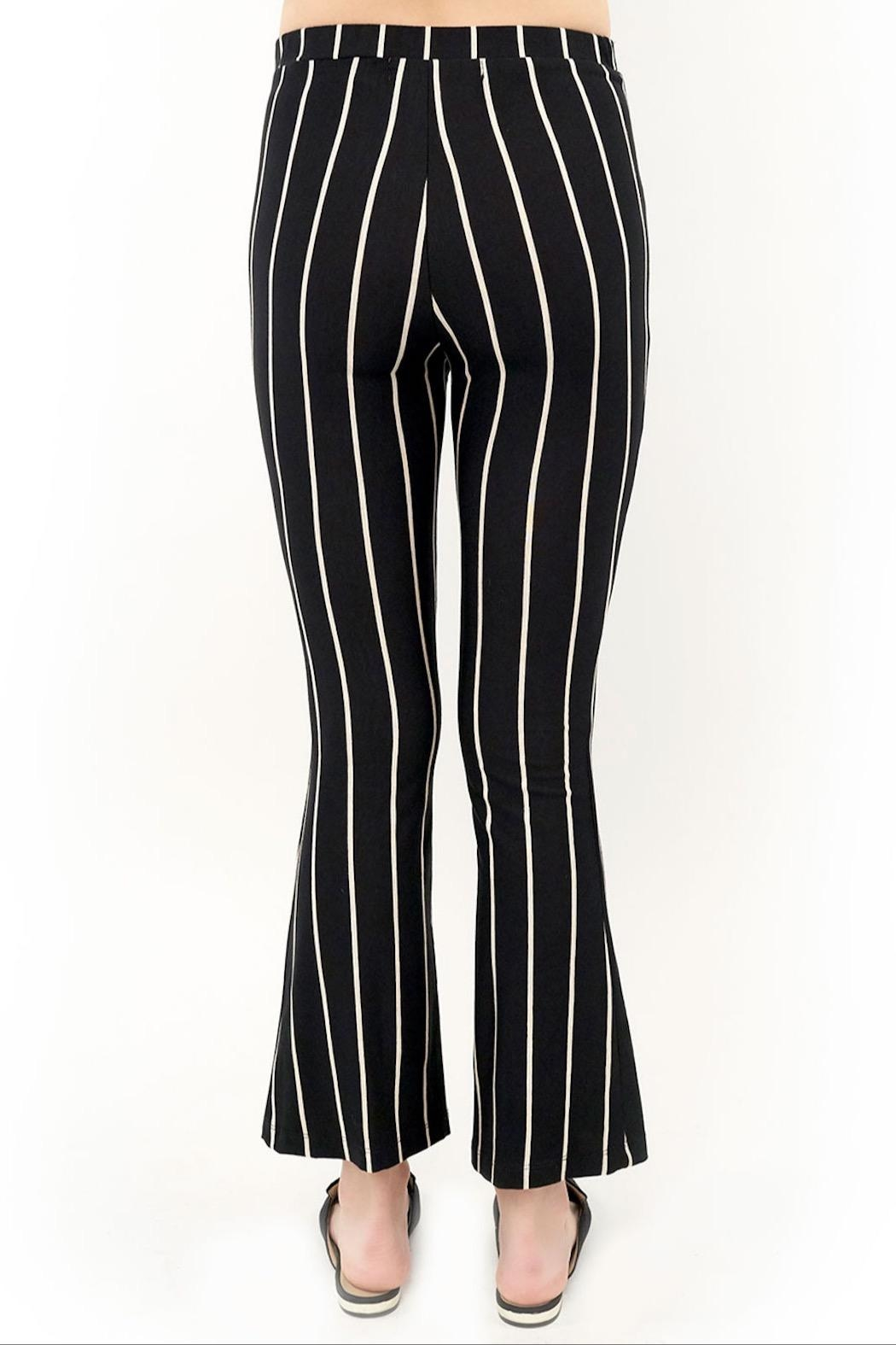 Saltwater Luxe Kick Flare Pant - Front Full Image