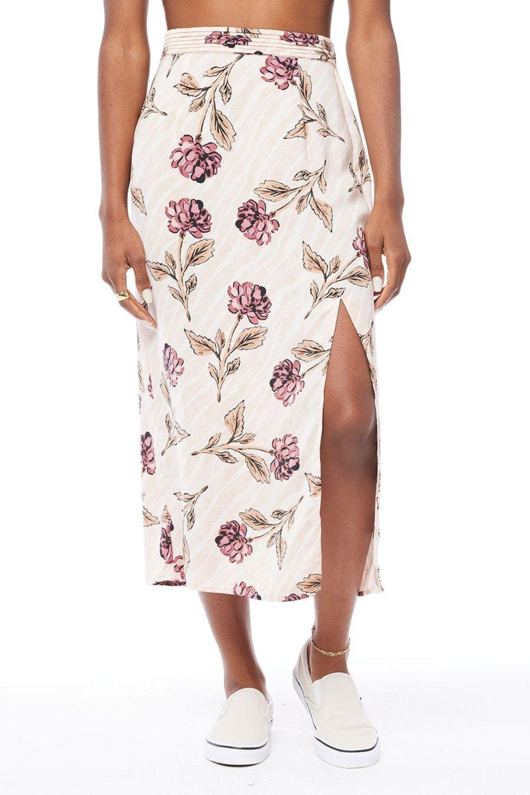 Saltwater Luxe Maeve Skirt - Front Full Image