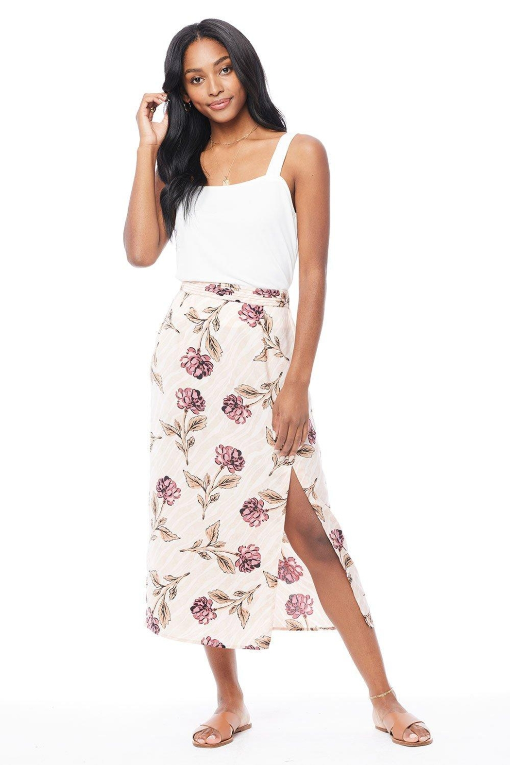 Saltwater Luxe Maeve Skirt - Main Image