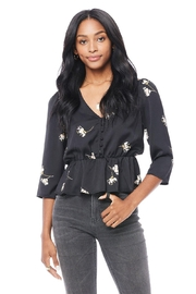 Saltwater Luxe Marcella Blouse - Product Mini Image