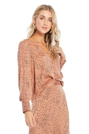 Saltwater Luxe Mercy Blouse - Front full body