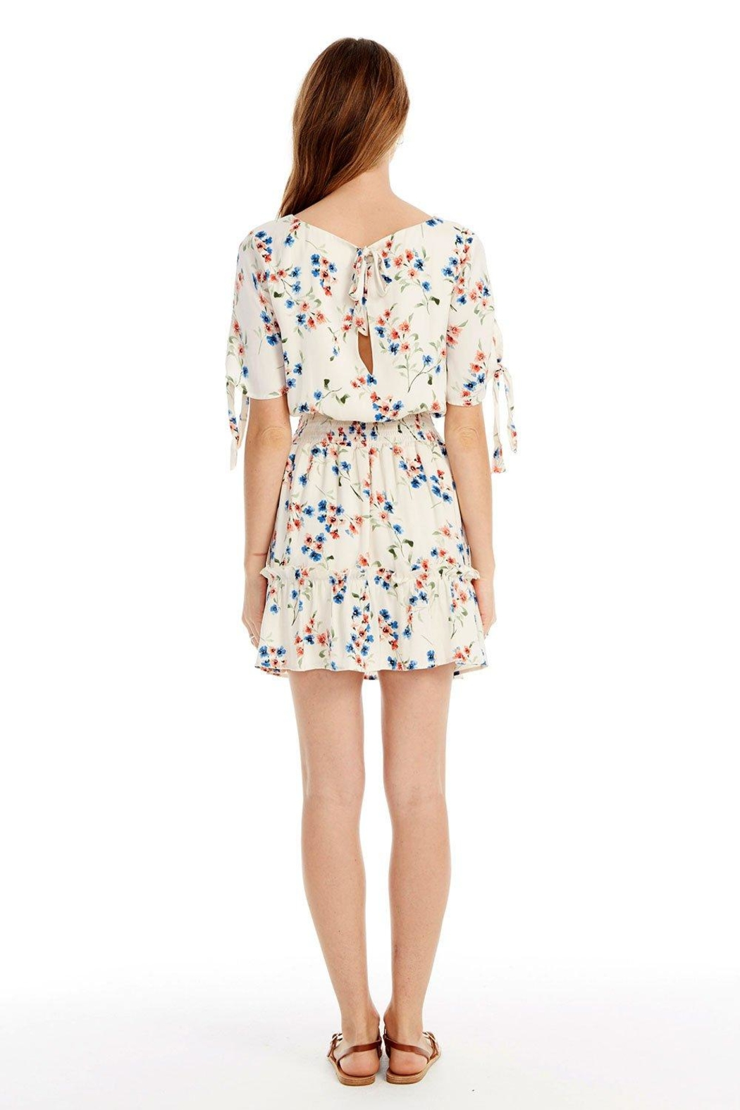 Saltwater Luxe Newport Mini Dress - Side Cropped Image