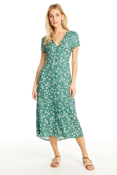 Saltwater Luxe Open Back Midi - Product List Image