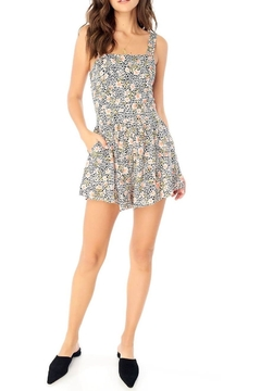 Saltwater Luxe Paige Romper - Product List Image