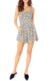 Saltwater Luxe Paige Romper - Product Mini Image