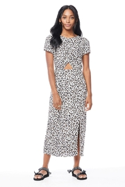 Saltwater Luxe Peg Midi Dress - Front cropped