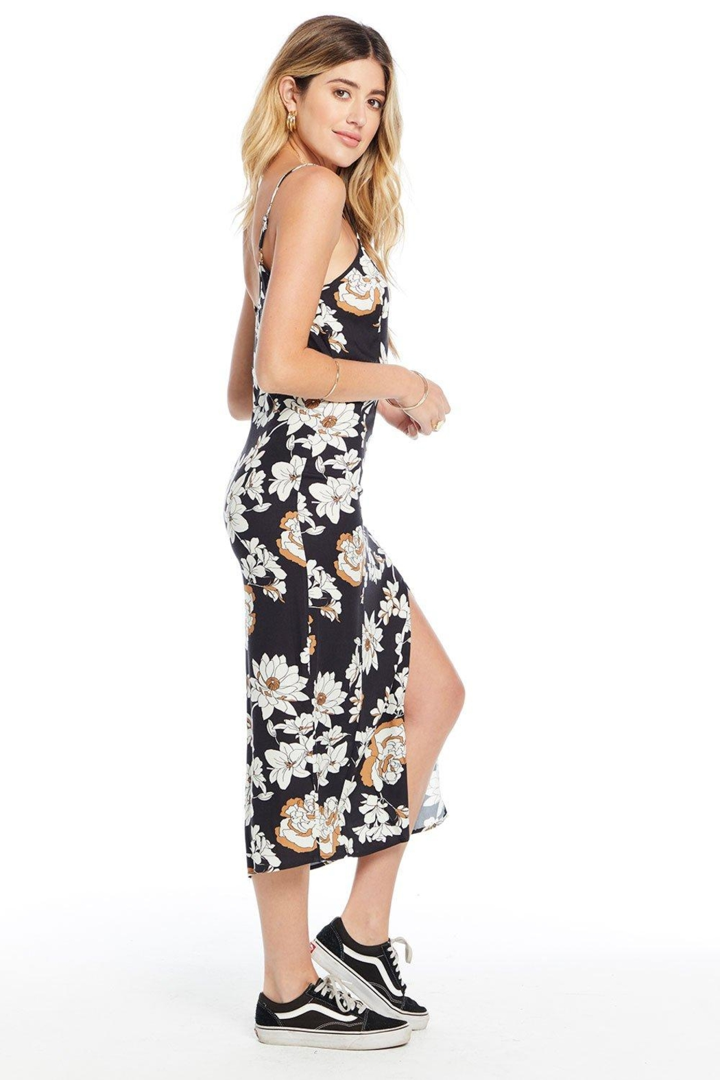 Saltwater Luxe Rae Midi Dress - Front Full Image