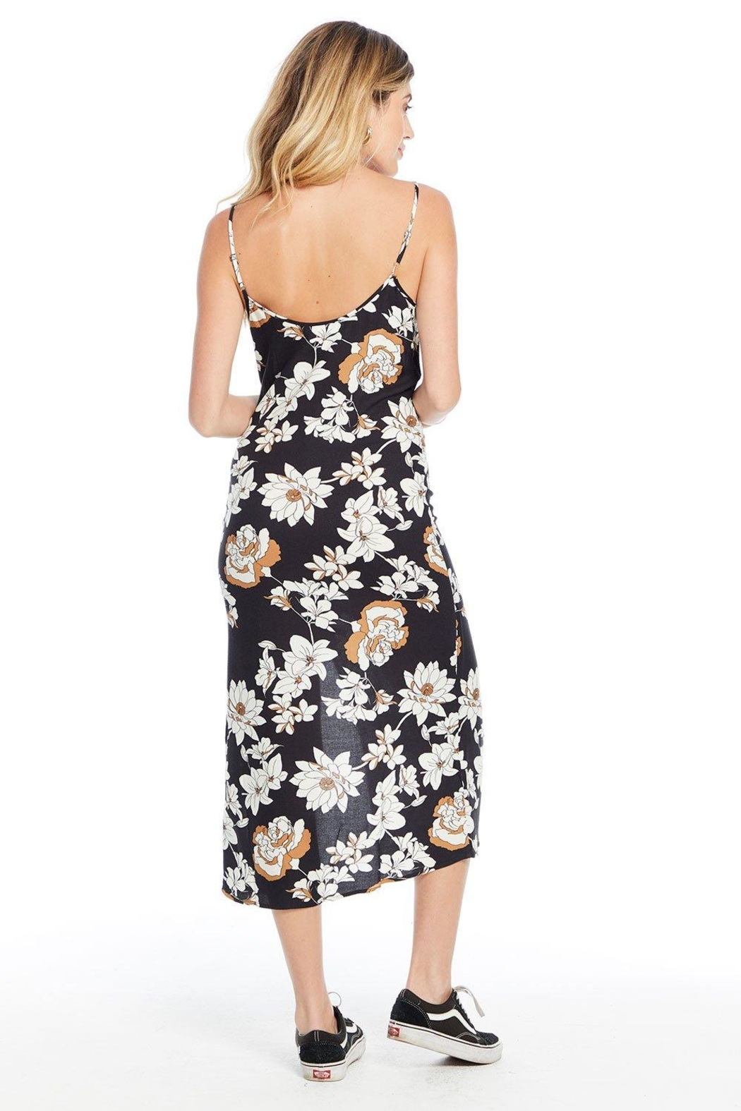 Saltwater Luxe Rae Midi Dress - Side Cropped Image