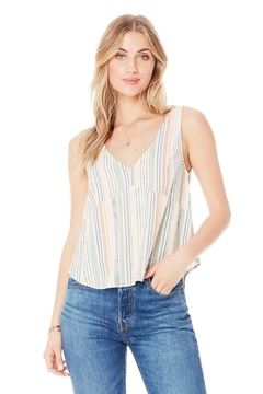Saltwater Luxe Rodeo Tank - Product List Image
