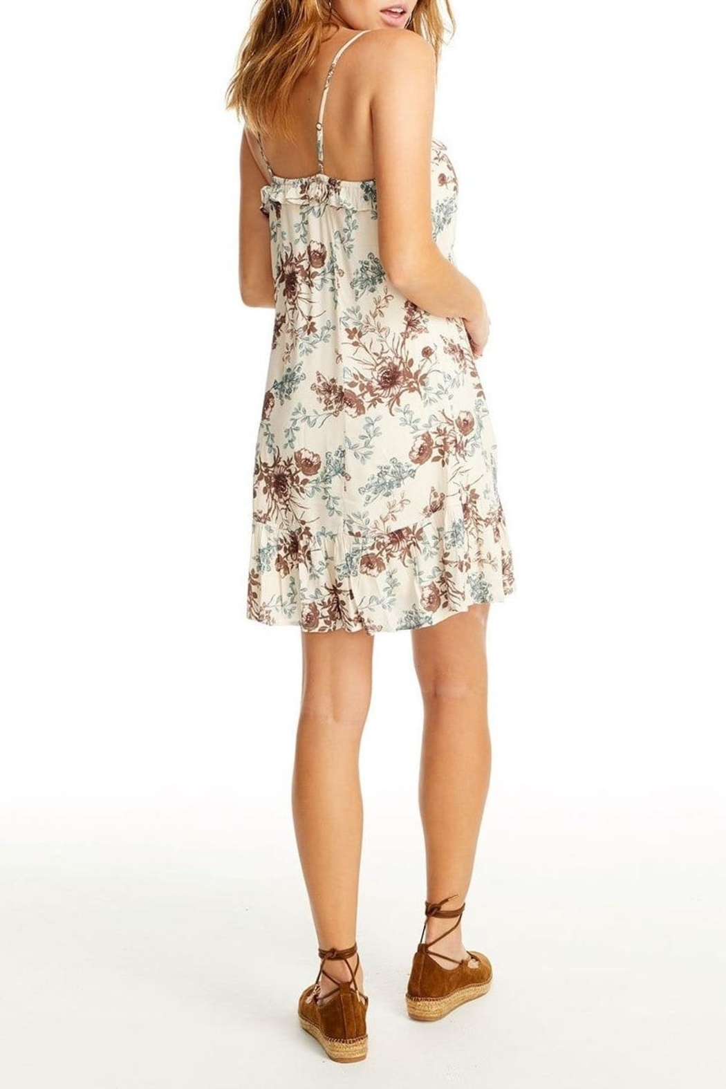 Saltwater Luxe Rosie Dress - Side Cropped Image
