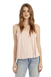 Saltwater Luxe Scoop-Neck A-Line Tank - Product Mini Image