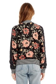 Saltwater Luxe Seville Bomber Jacket - Side cropped