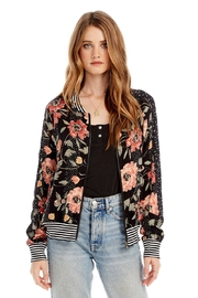 Saltwater Luxe Seville Bomber Jacket - Product Mini Image