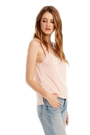 Saltwater Luxe Slim Tank - Front full body