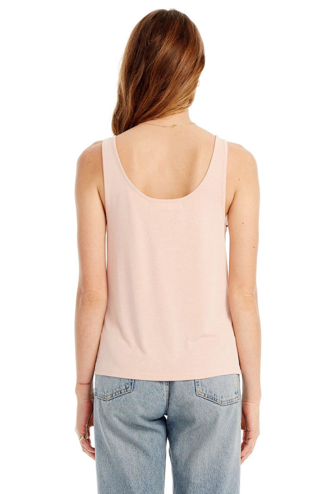 Saltwater Luxe Slim Tank - Side Cropped Image