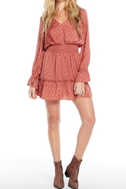 Saltwater Luxe Smocked Waist Dress - Product Mini Image