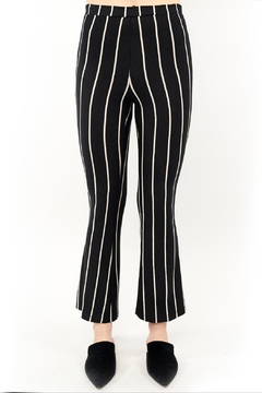 Shoptiques Product: Striped Flare Legging