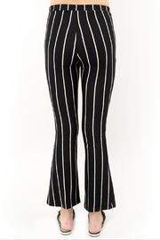 Saltwater Luxe Striped Flare Legging - Front full body