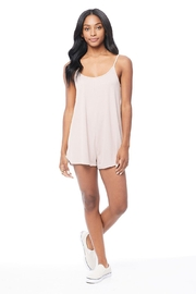 Saltwater Luxe Tank Romper - Product Mini Image