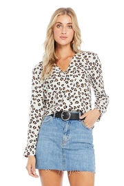 Saltwater Luxe Toby Blouse - Product Mini Image