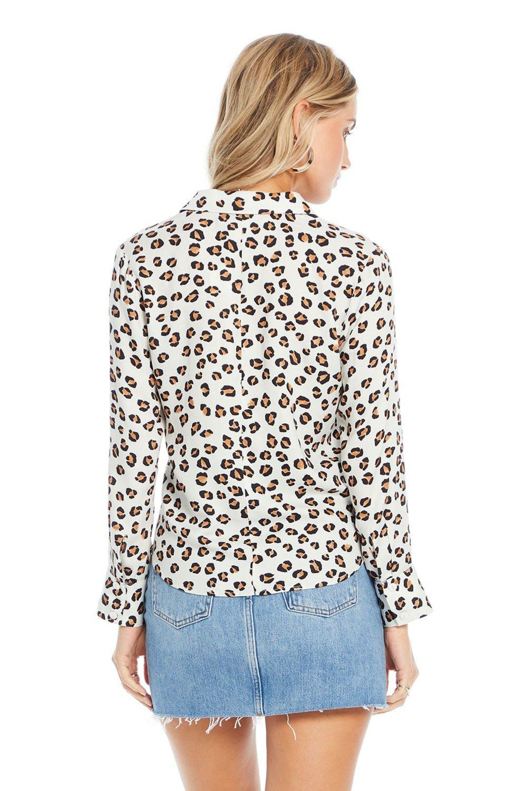 Saltwater Luxe Toby Blouse - Side Cropped Image