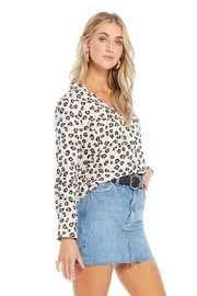 Saltwater Luxe Toby Blouse - Front full body
